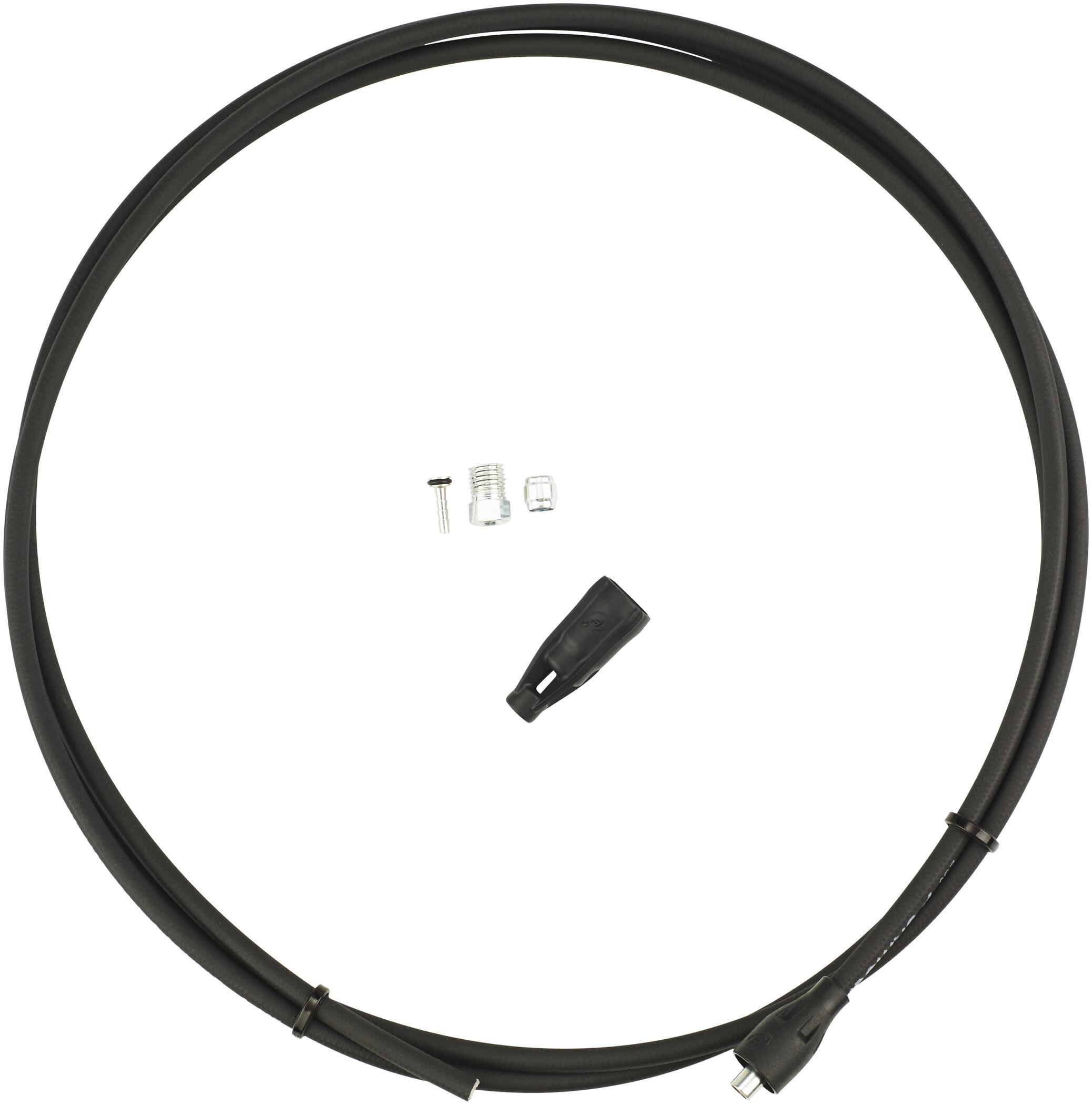 Formula Cura Bremseslange, matte black | Brake cables