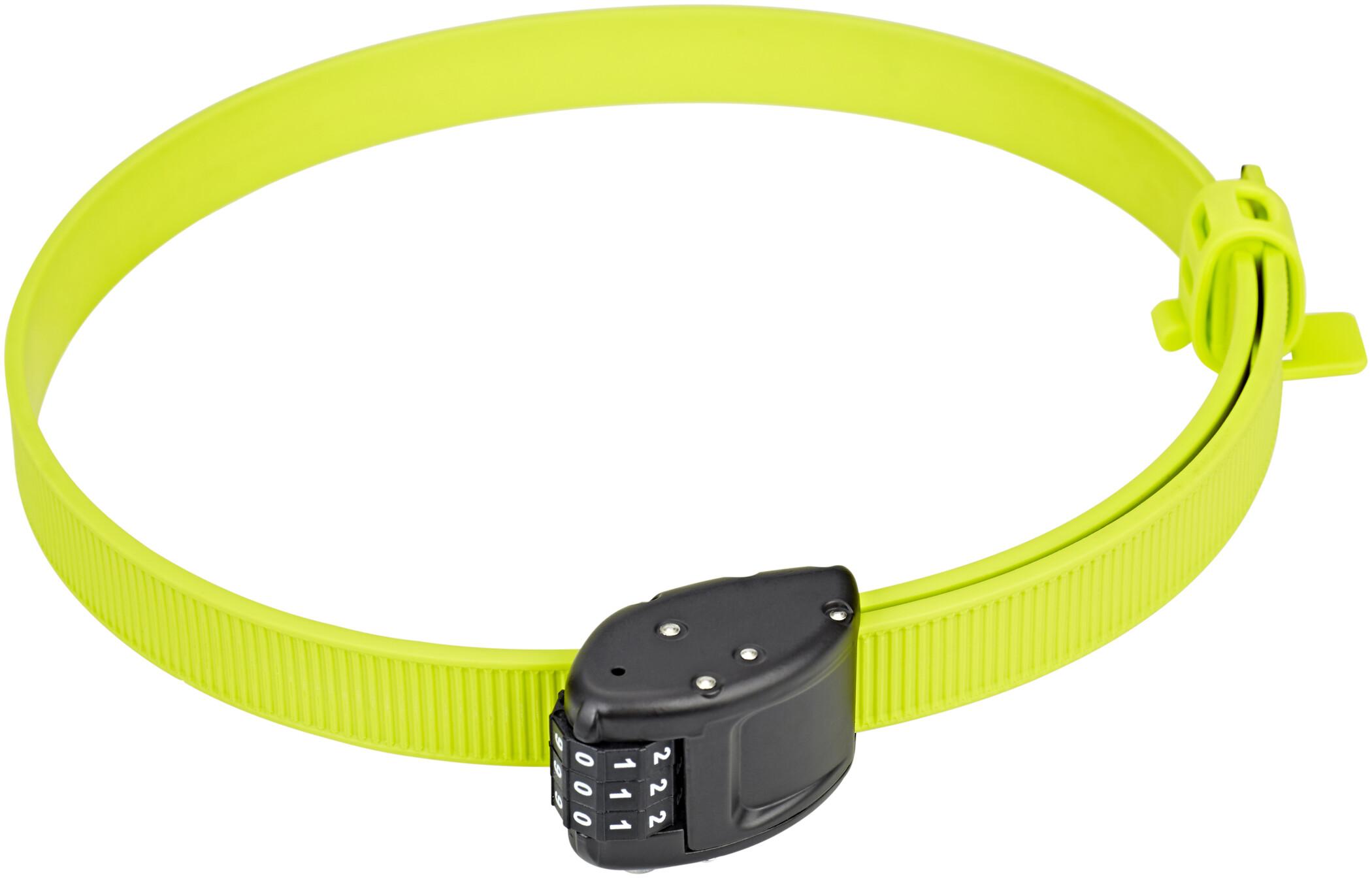 OTTOLOCK Cinch Lock 75 cm, flash green | Løse låse