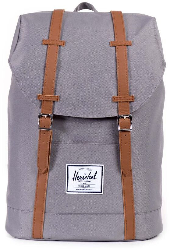 Herschel Retreat Rygsæk 19,5l, grey/tan (2019) | Travel bags
