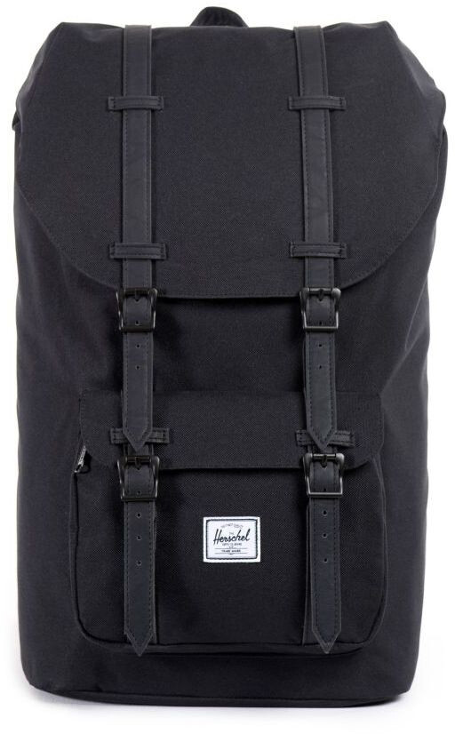 Herschel Little America Rygsæk, black/black (2019) | Travel bags