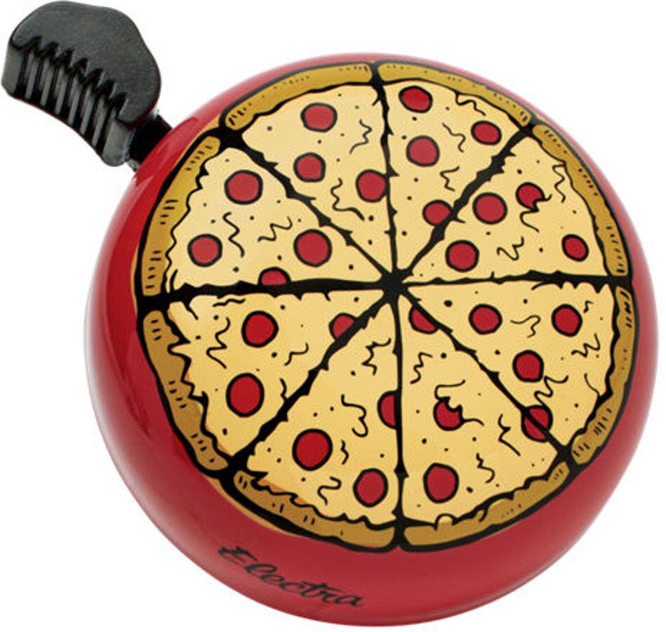 Electra Domed Ringer Ringeklokke, pizza | Ringklokker