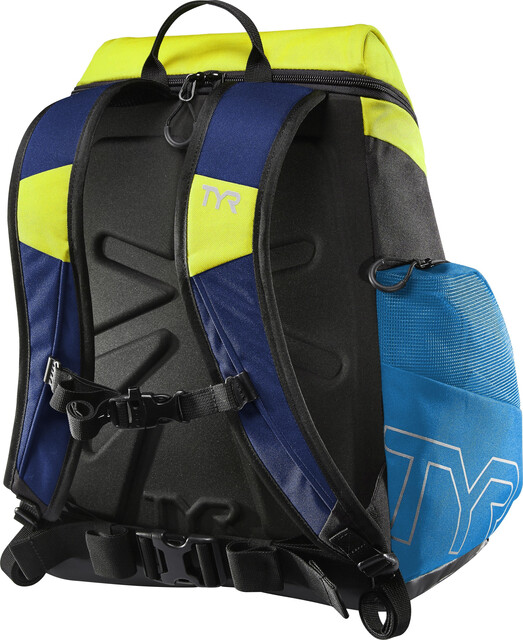 Blue//Green TYR Alliance 30L Backpack