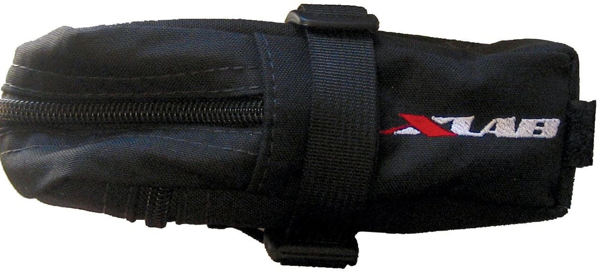 XLAB Mezzo Bag Sadeltaske size M, black (2019)   Saddle bags