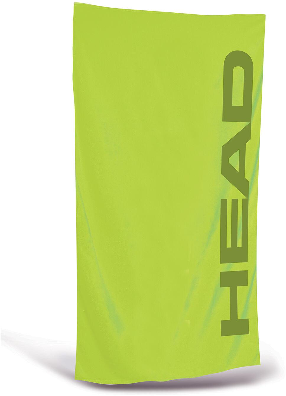 Head Sport Microfiber Håndklæde, lime | Misc. Multimedia
