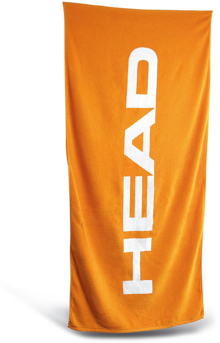 Head Sport Cotton Logo Håndklæde, orange | Multimedier > Tilbehør
