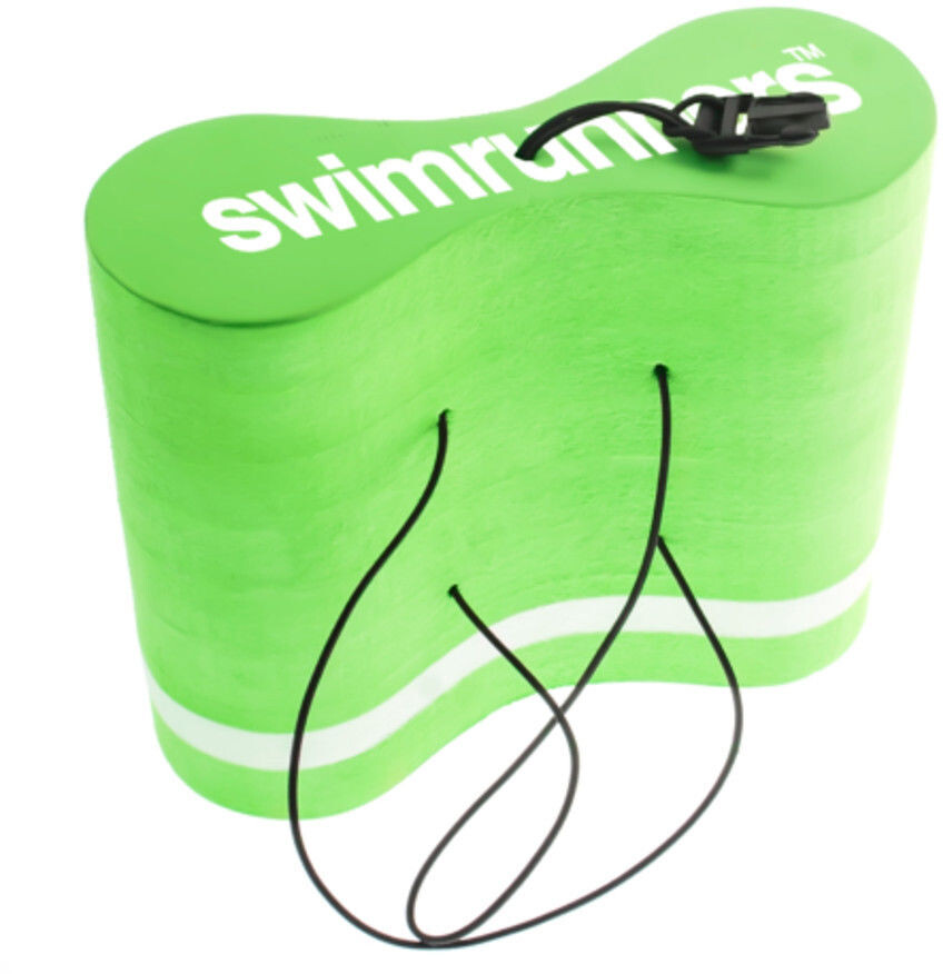 Swimrunners Super Croc Ready Pull Buoy for Pull Belt, neon green (2019) | misc_clothes