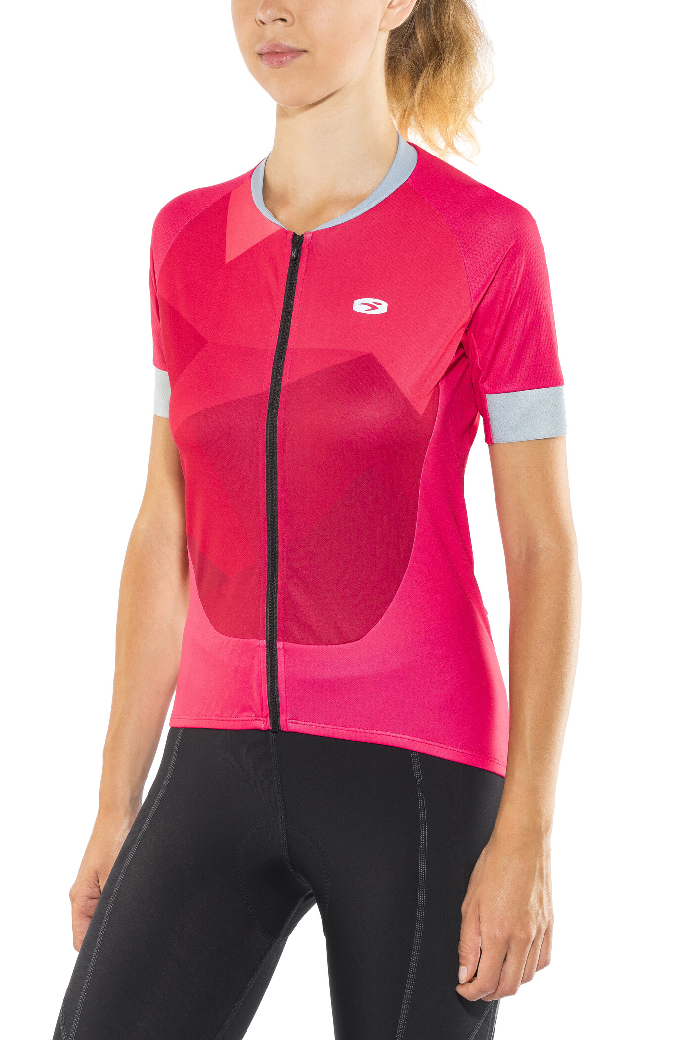 Sugoi RS Training Kortærmet cykeltrøje Damer, pink   Jerseys