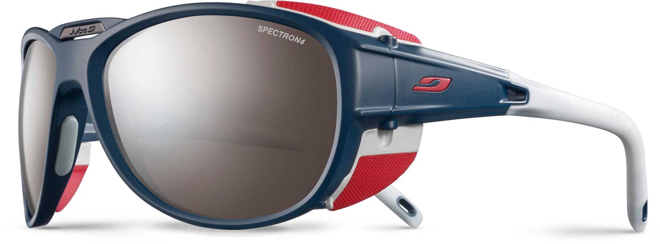 Julbo Exp*** 2.0 Spectron 4 Solbriller, matt blue/red-brown flash silver (2019) | Glasses