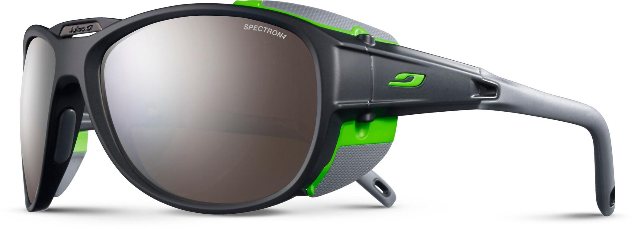 Julbo Exp*** 2.0 Spectron 4 Solbriller, matt gray/green-brown flash silver (2020) | Glasses