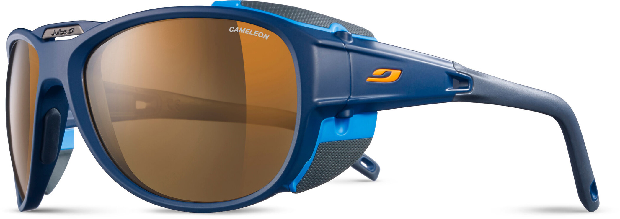 Julbo Exp*** 2.0 Cameleon Solbriller, dark blue/blue-brown (2020) | Glasses