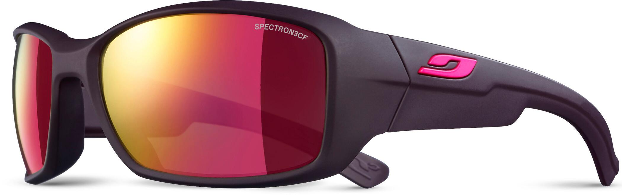 Julbo Whoops Spectron 3CF Solbriller, aubergine/pink-pink (2020) | Glasses
