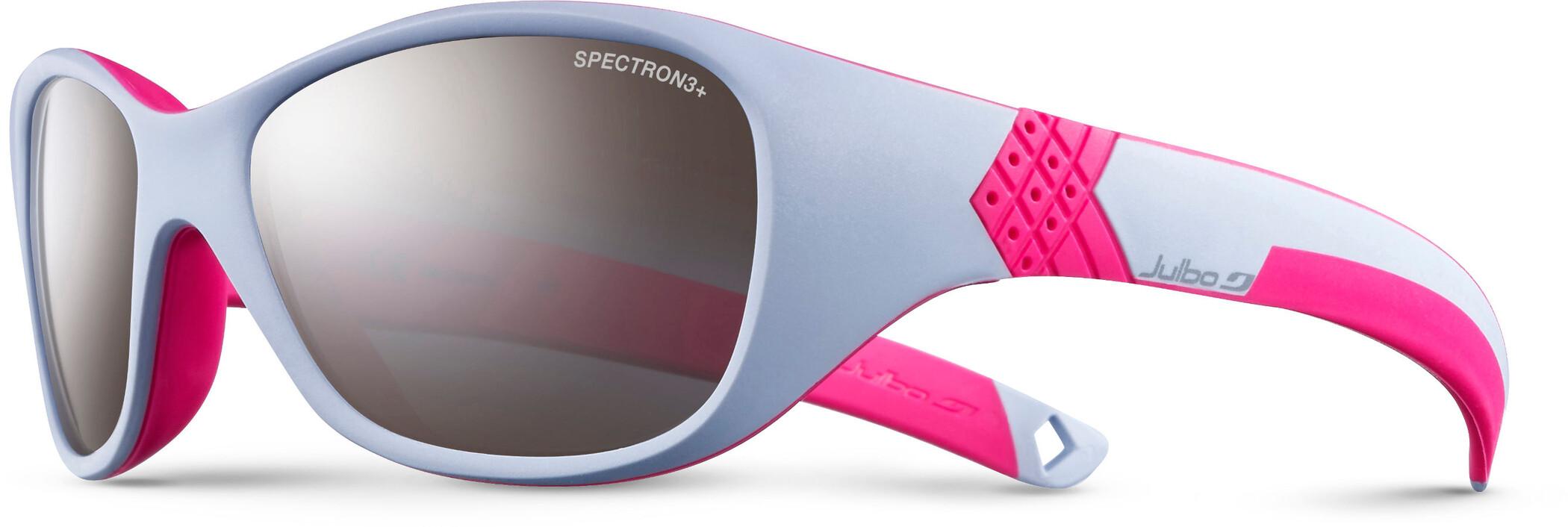 Julbo Solan Spectron 3+ Solbriller 4-6Y Børn, lavender/pink-gray flash silver | Glasses