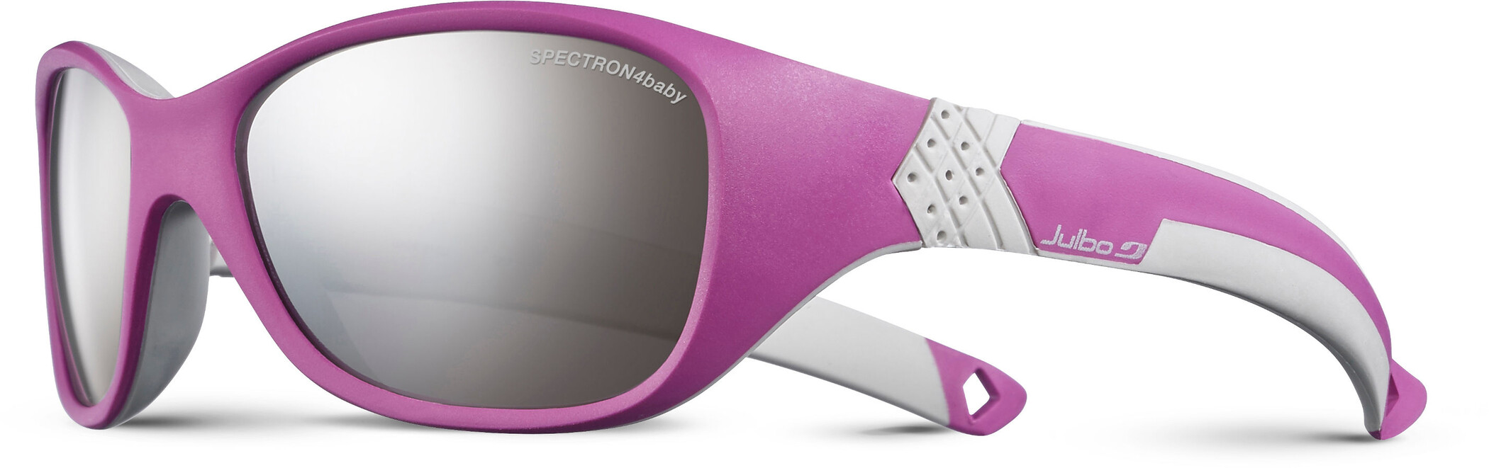 Julbo Solan Spectron 4 Solbriller 4-6Y Børn, pink/gray-gray flash silver | Briller