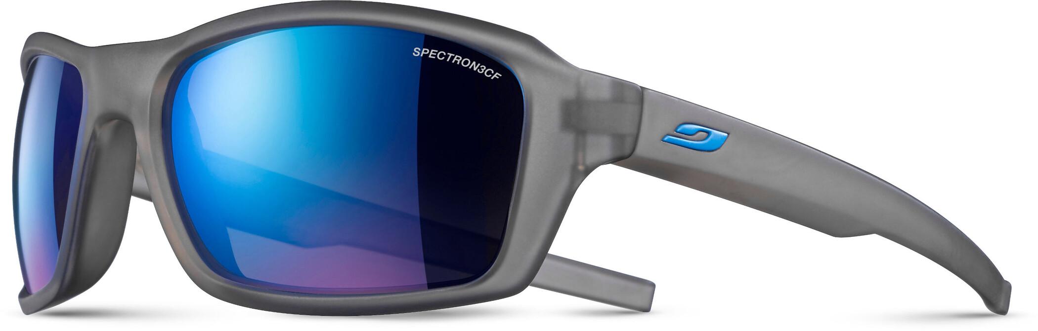 Julbo Extend 2.0 Spectron 3CF Solbriller 8-12Y Børn, translucent gray/blue-multilayer blue | Briller