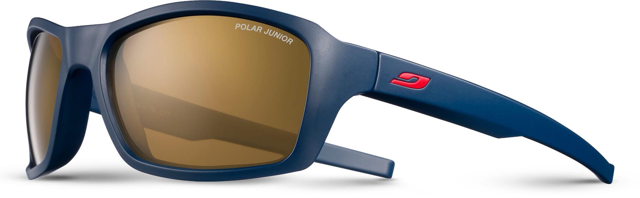 Julbo Extend 2.0 Polar Sunglasses 8-12Y Kids, matt blue-brown (2020) | Glasses