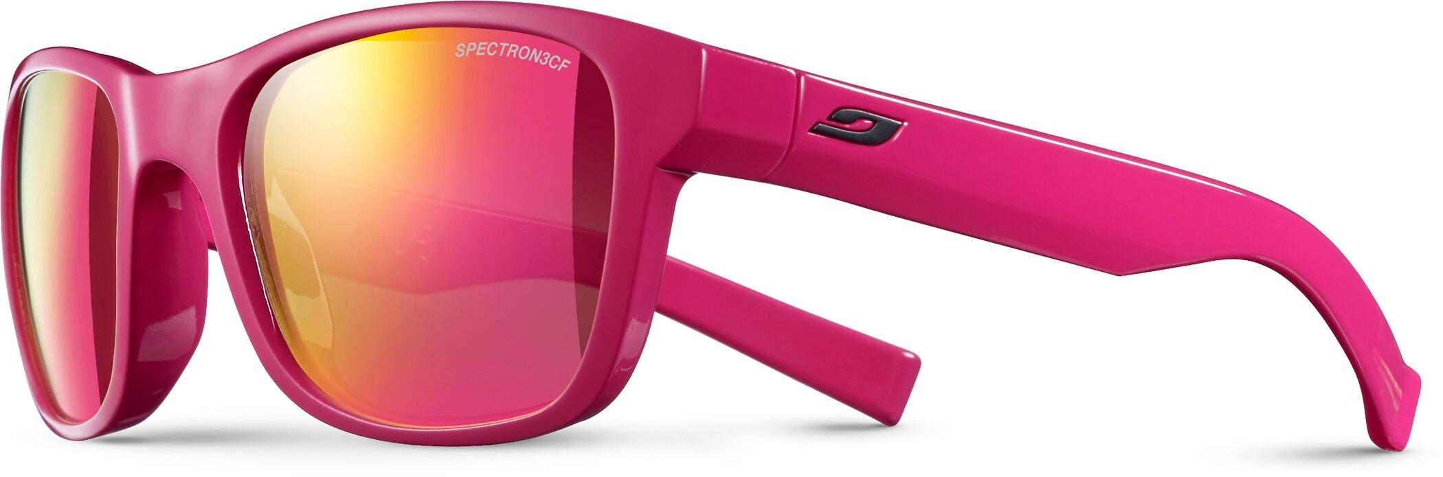 Julbo Reach L Spectron 3CF Solbriller 10-15Y Børn, shiny pink-multilayer pink   Briller