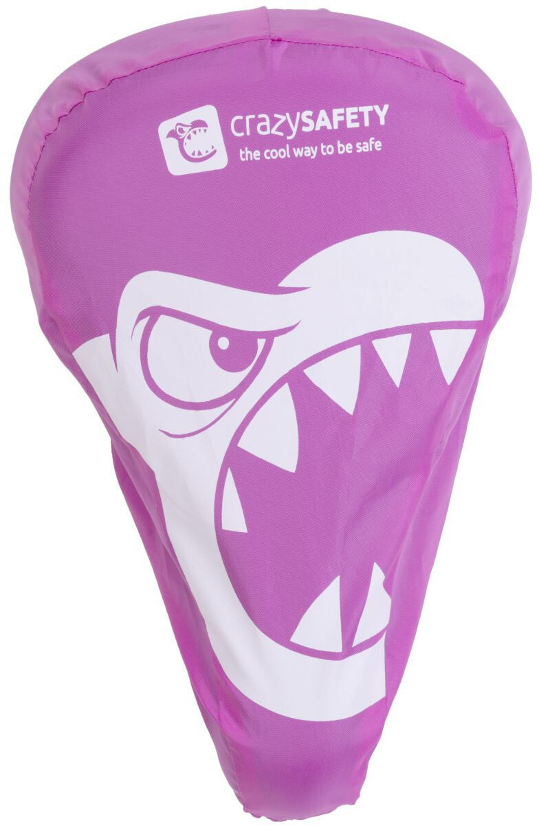 Crazy Safety Saddle cover, pink (2019)   Saddle cover