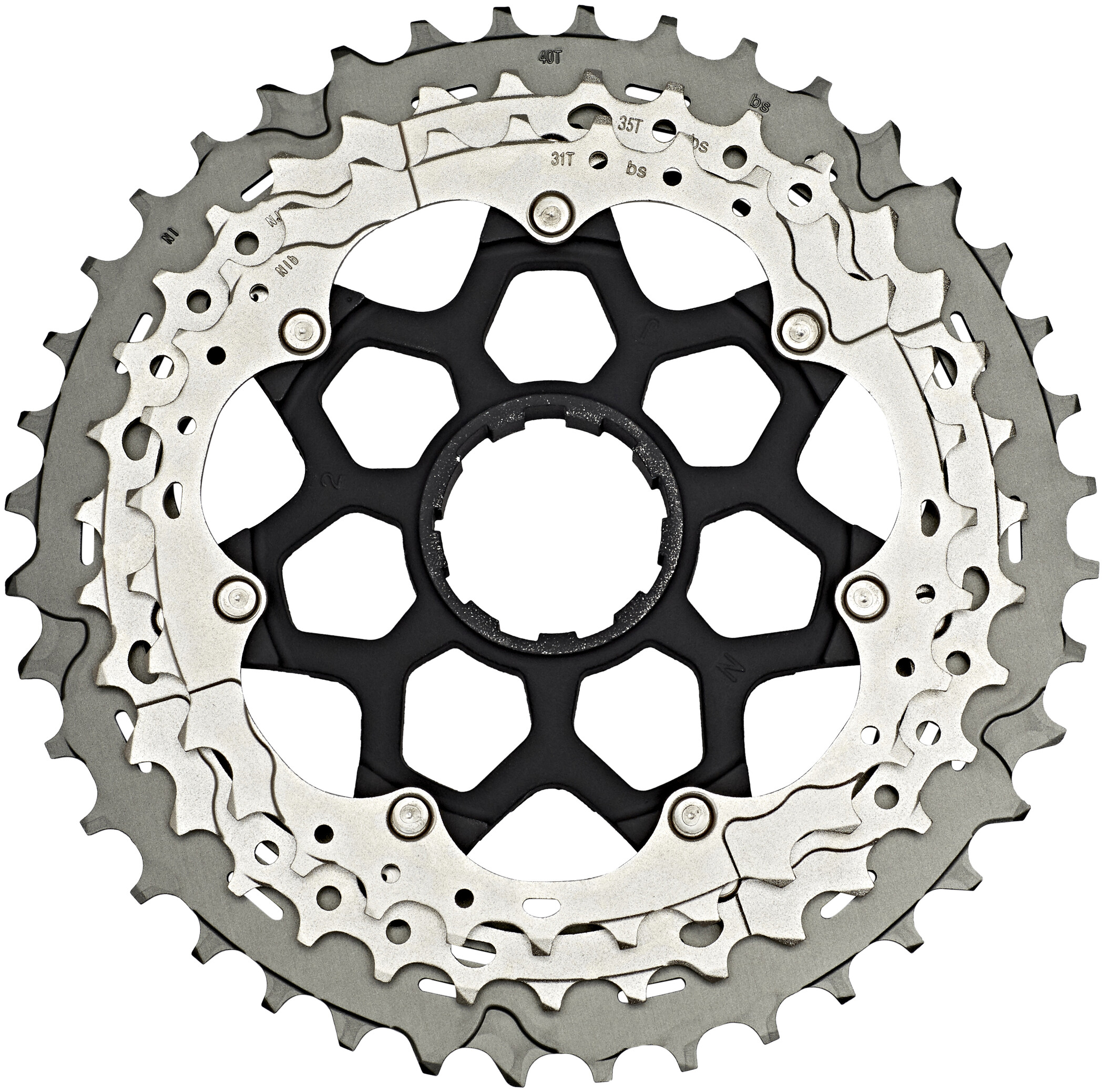 Shimano CS-M8000 Sprocket Unit for 11-40 teeth (2019) | chainrings_component