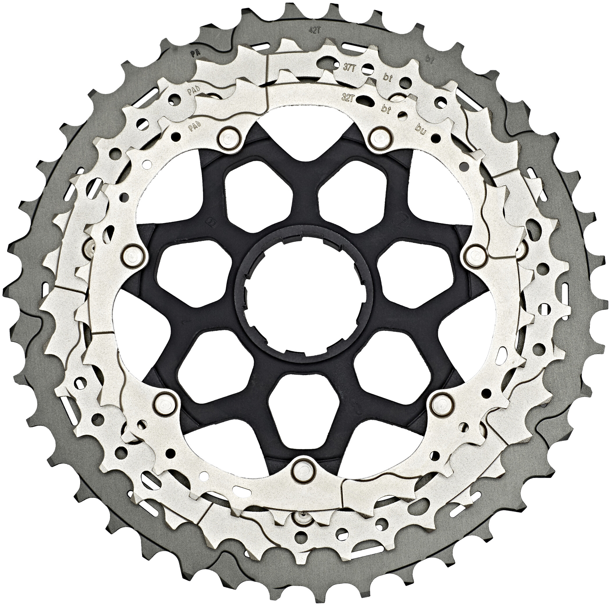 Shimano CS-M8000 Sprocket Unit for 11-42 teeth (2019) | chainrings_component