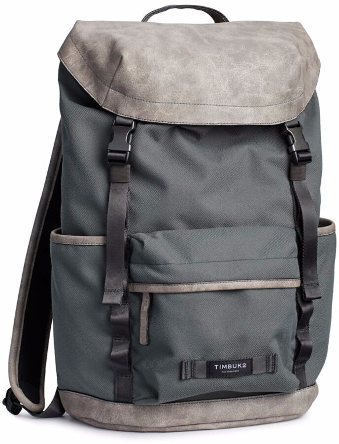 Timbuk2 Launch Rygsæk, cement felted (2019) | Travel bags