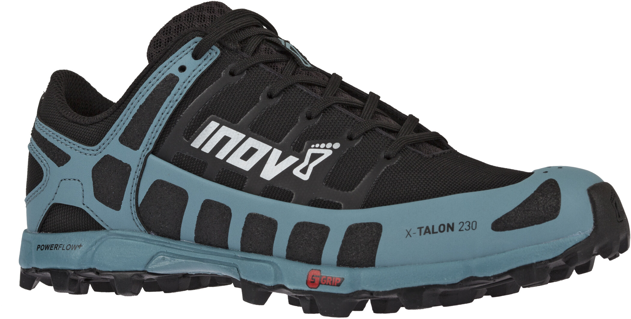 inov-8 X-Talon 230 Løbesko Damer, black/ blue grey (2019)   Running shoes