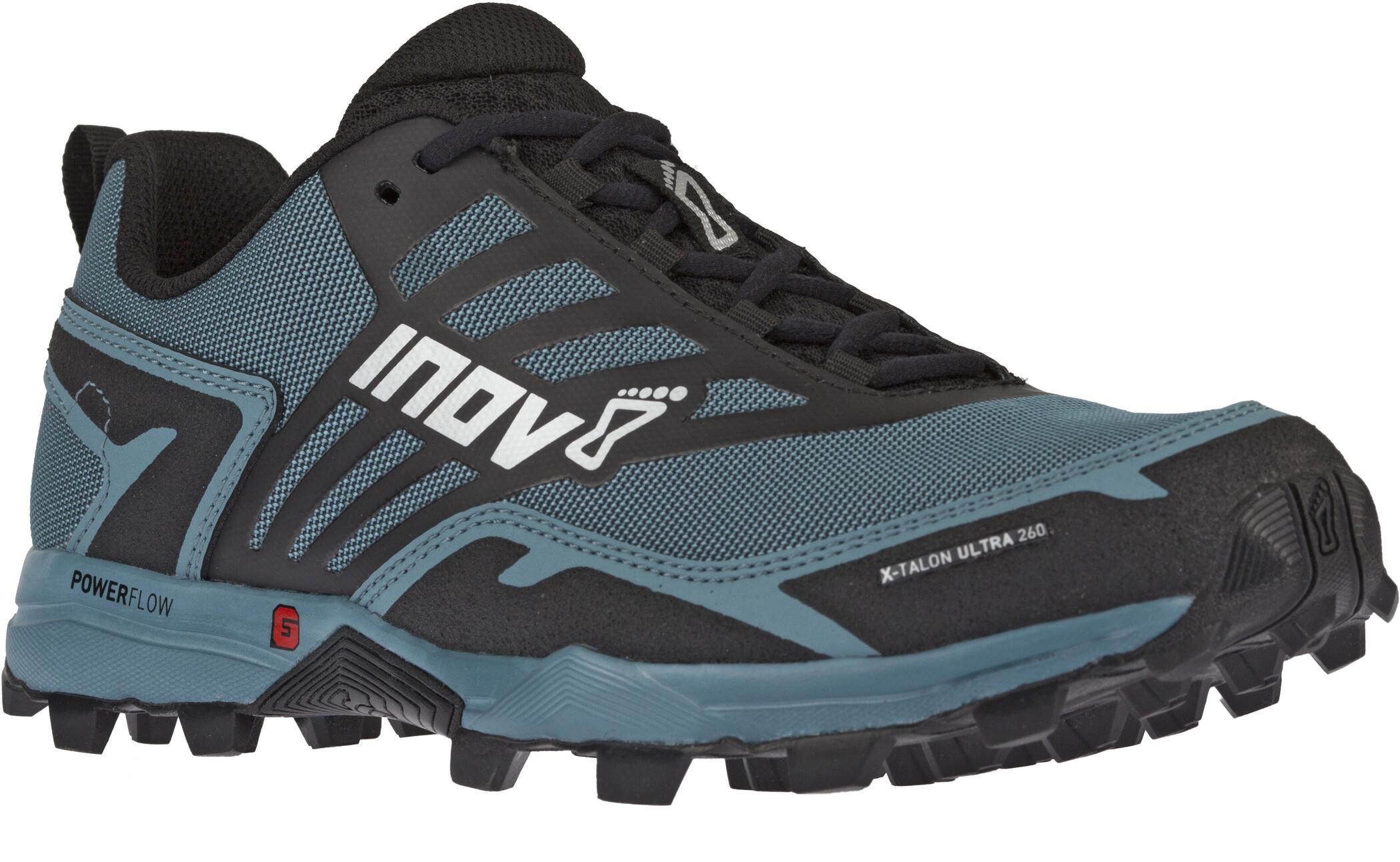 inov-8 X-Talon 260 Ultra Løbesko Damer, blue grey/black (2019)   Running shoes