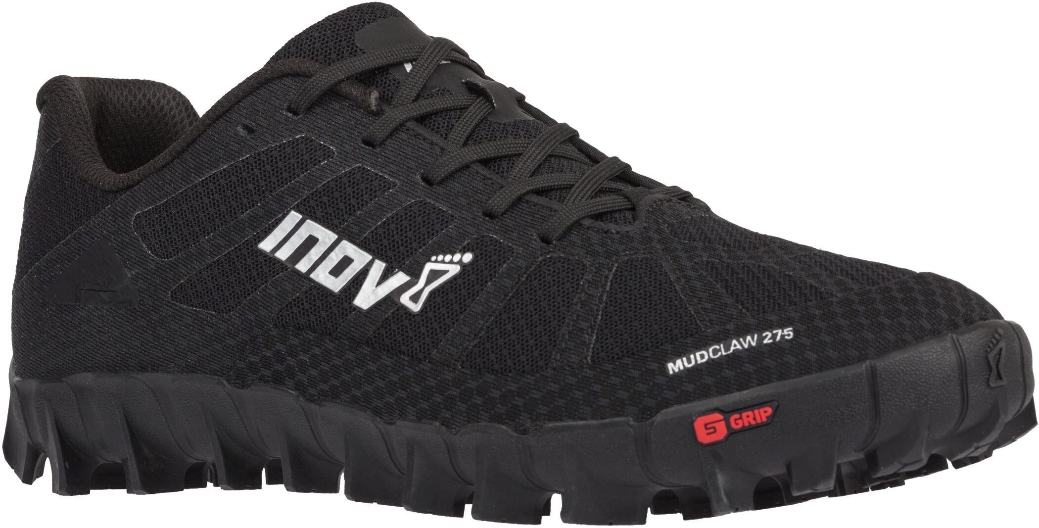 inov-8 Mudclaw 275 Løbesko, black/silver (2019)   Running shoes