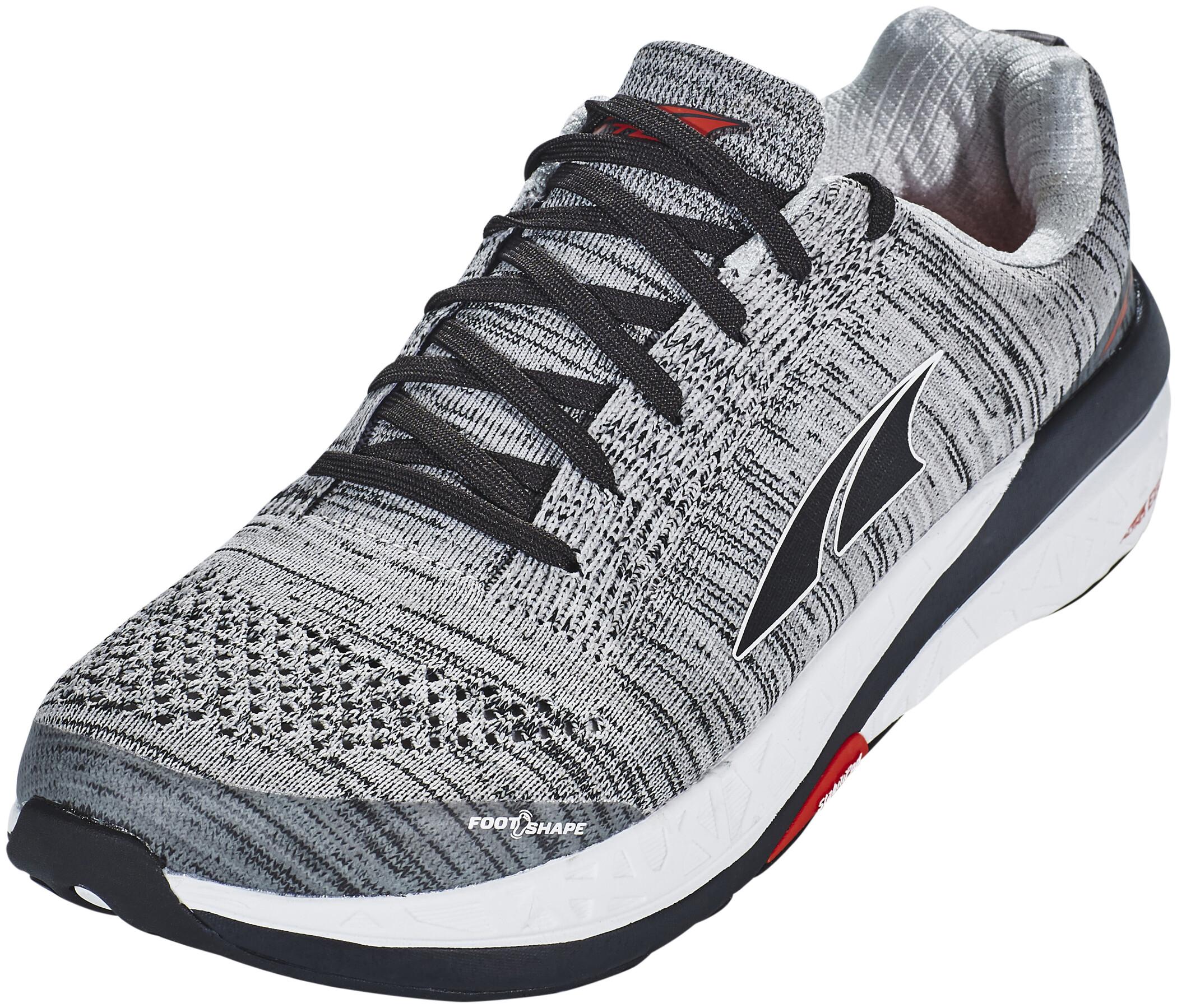 Altra Paradigm 4 Sko Herrer, gray/red (2019) | Running shoes