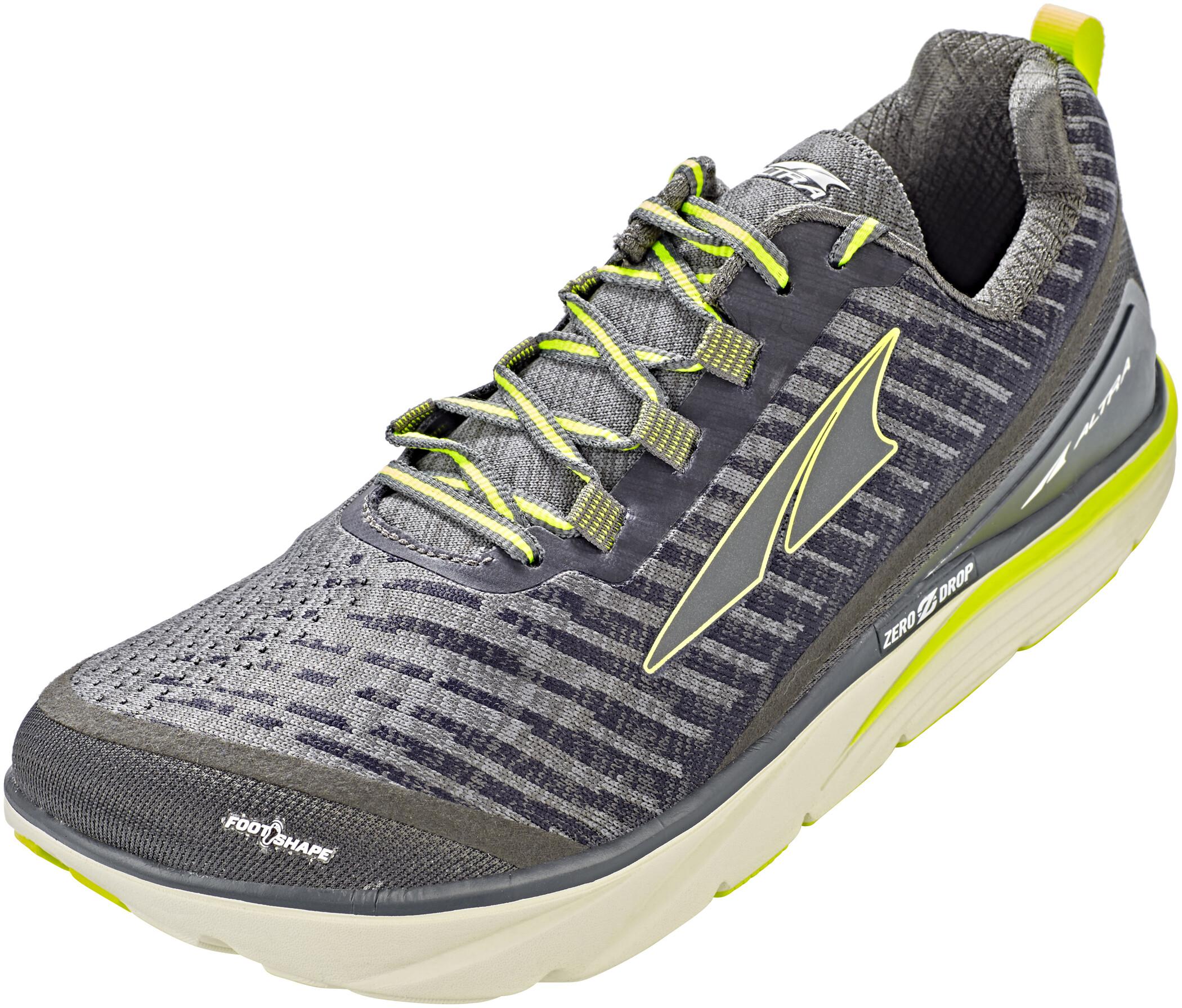 Altra Torin Knit 3.5 Sko Herrer, gray (2019) | Running shoes