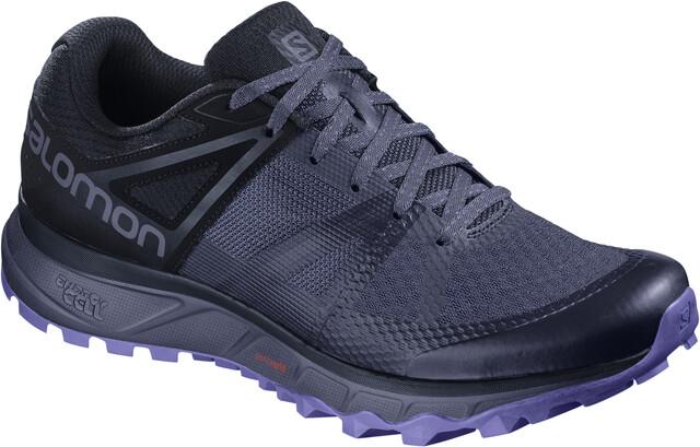 Salomon Sonic Pro Women Shoes Purple//Yellow Damen UK 5,5 38 2//3