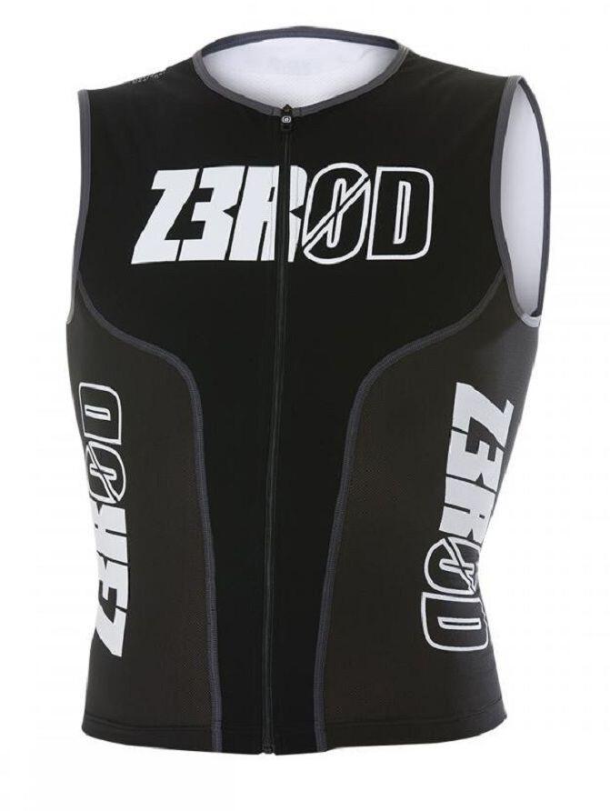 Z3R0D iSINGLET Tri Top Herrer, armada black | Svømmetøj og udstyr