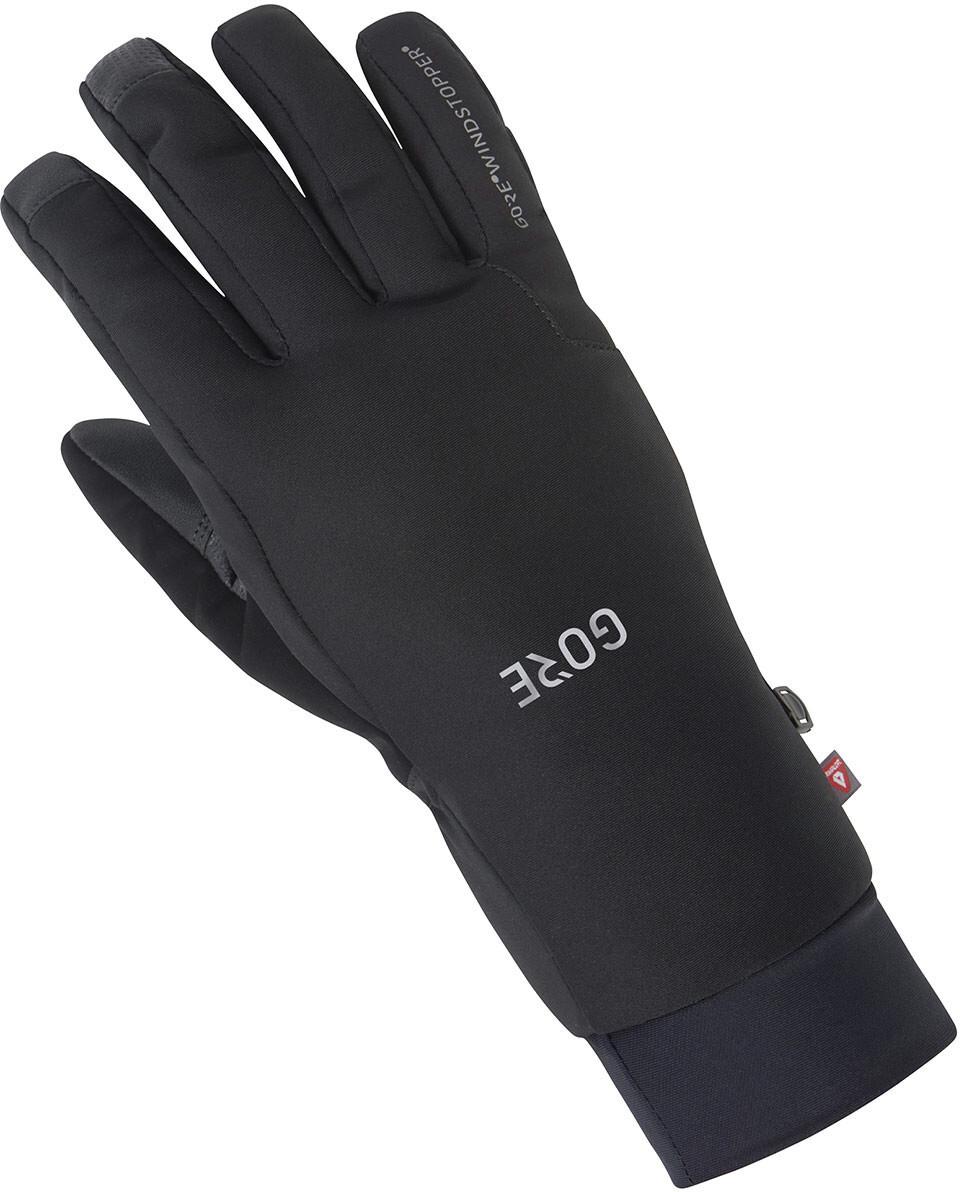 GORE WEAR Windstopper Cykelhandsker, black | Gloves