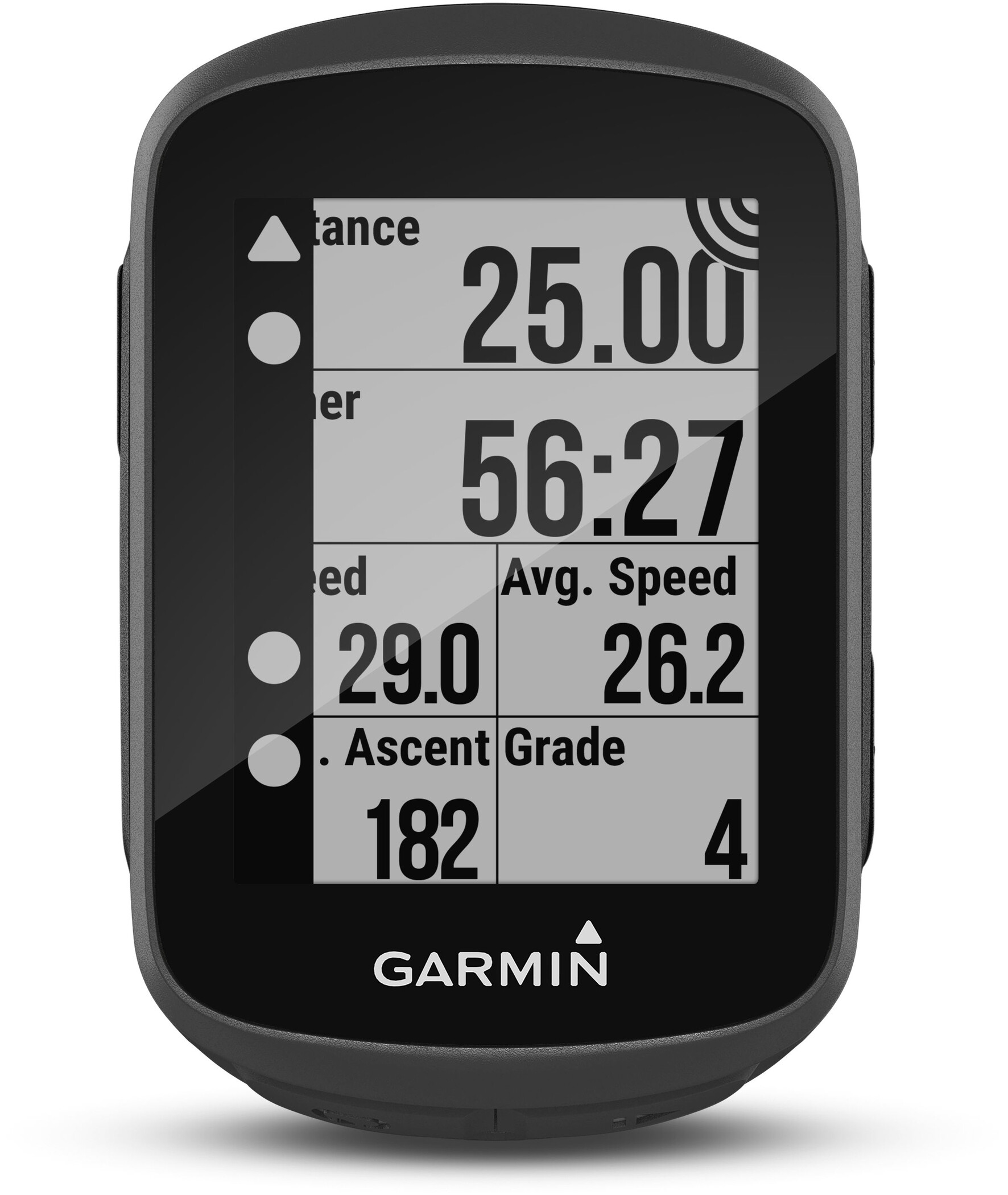 Garmin Edge 130 Navigationsudstyr HR bogle | Cykelcomputere