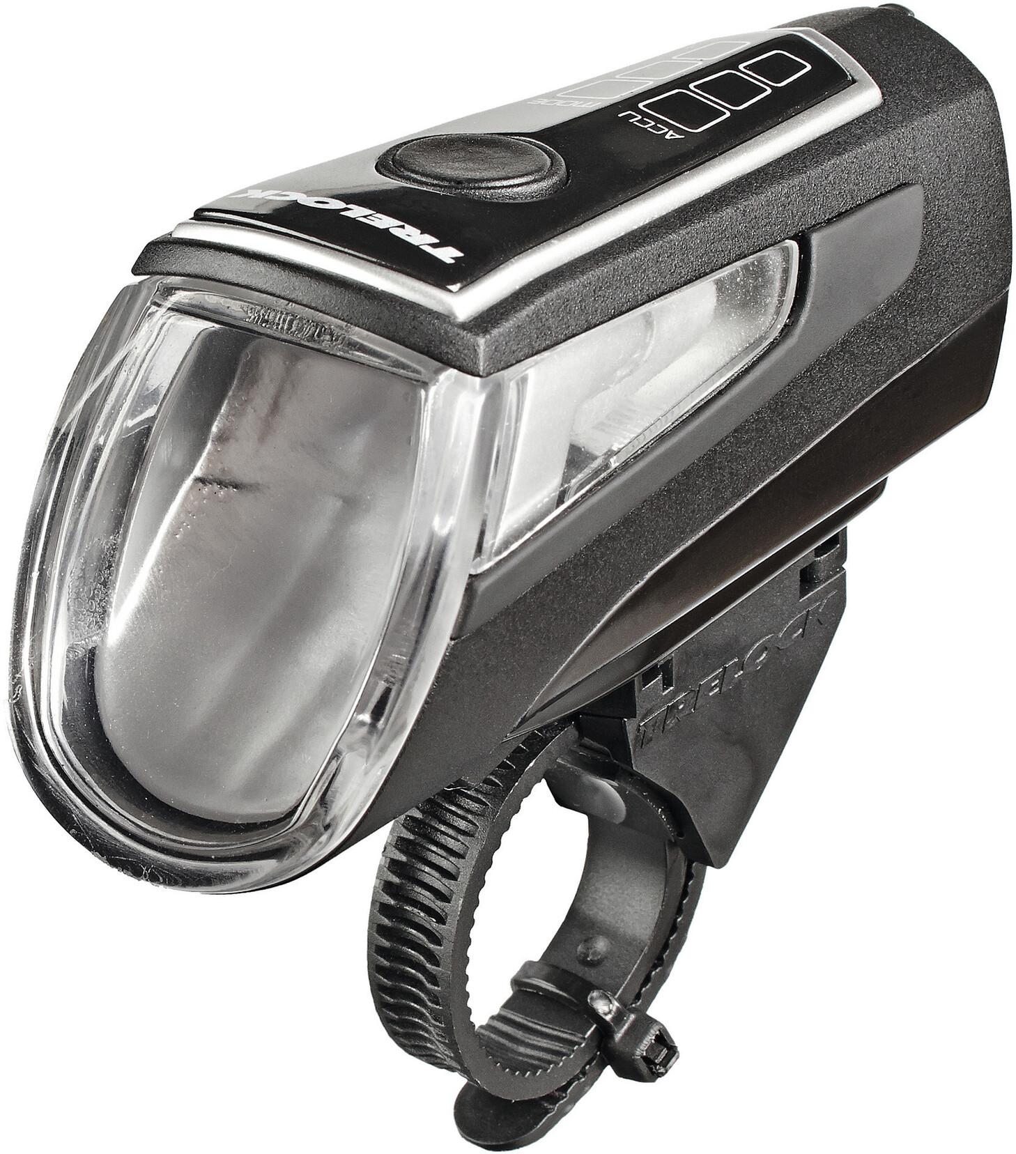 Trelock LS 560 I-GO Control Cykellygter, black (2019) | Light Set