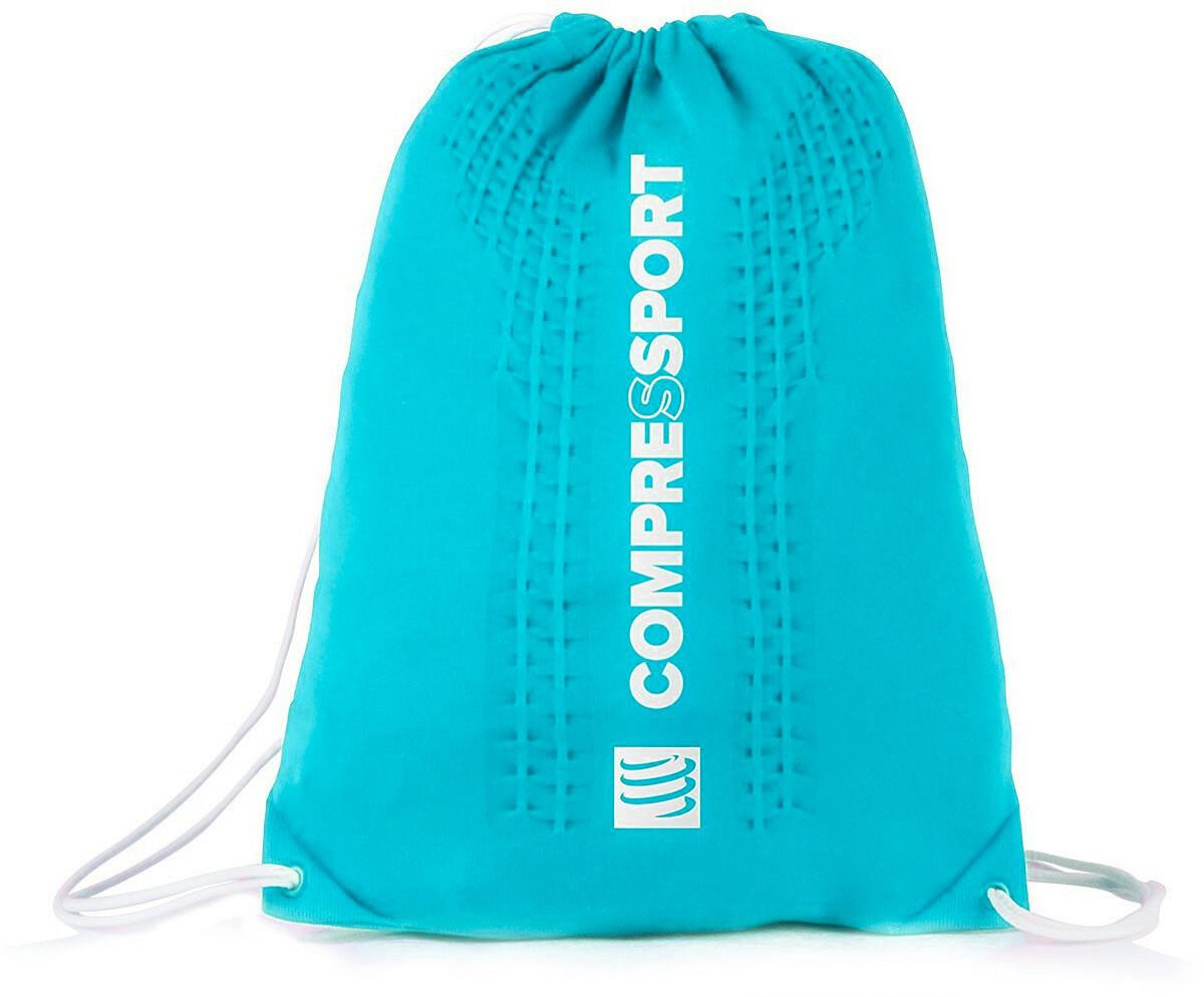 Compressport Endless Taske, fluo blue | Compression