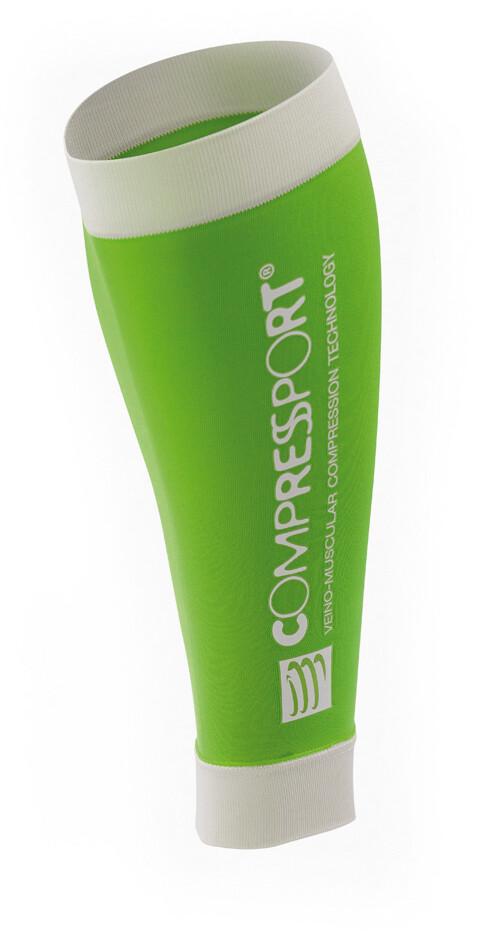 Compressport R2 Varmere, green   Compression