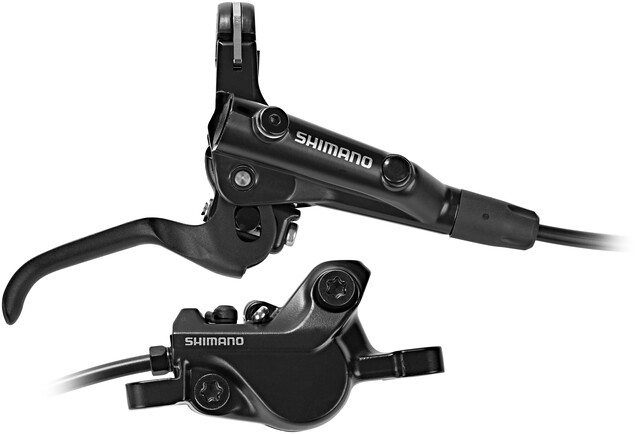 Shimano MT400 Scheibenbremse VR PM schwarz 2019 MTB Scheibenbremse