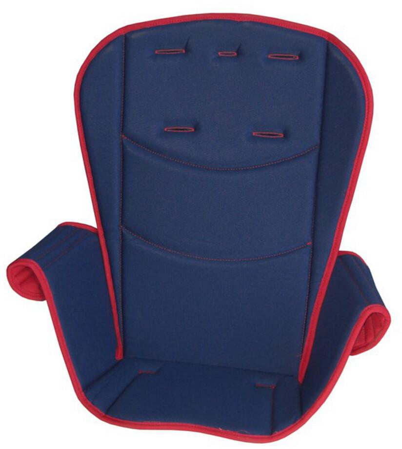 Britax Römer Jockey Comfort Sædepolstring, red/blue (2019) | Bike seat