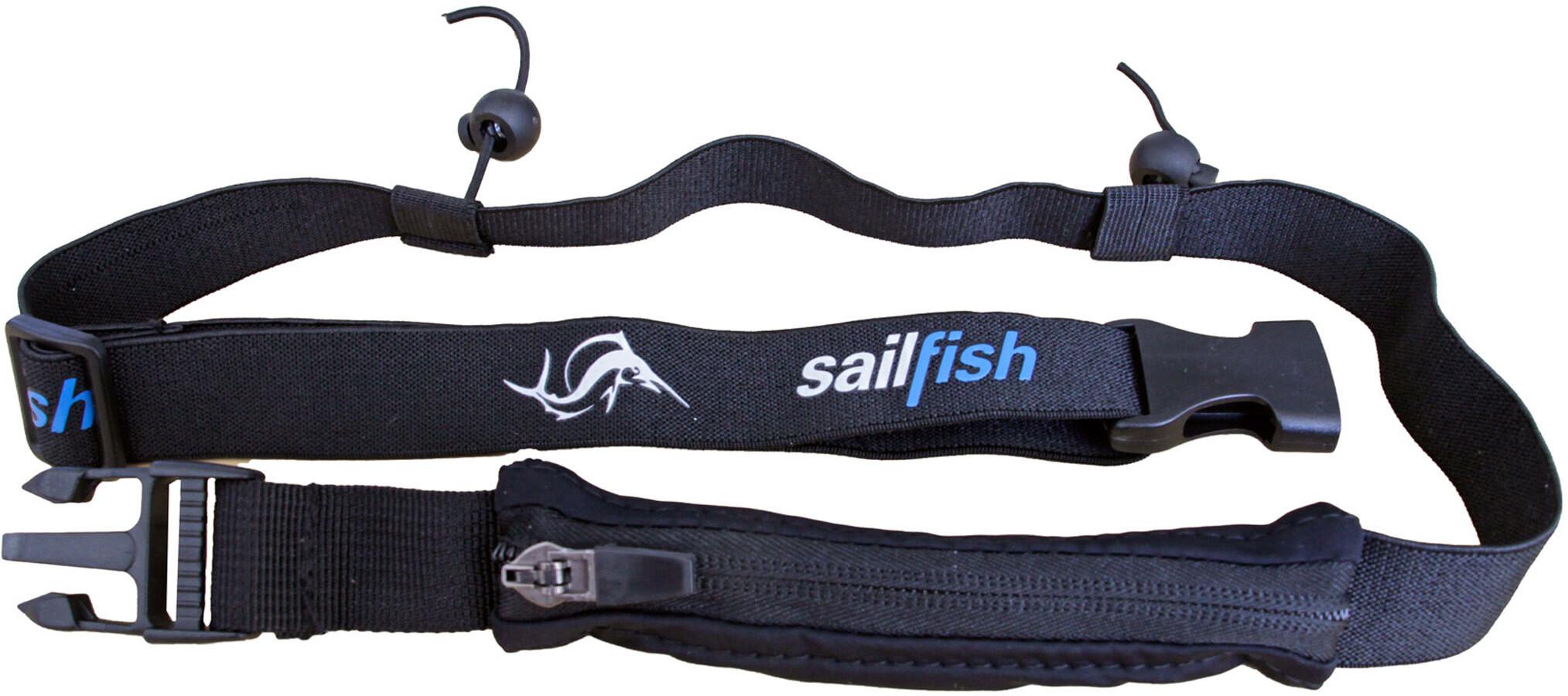 sailfish Racenumberbelt Pocket, black (2019)   misc_clothes