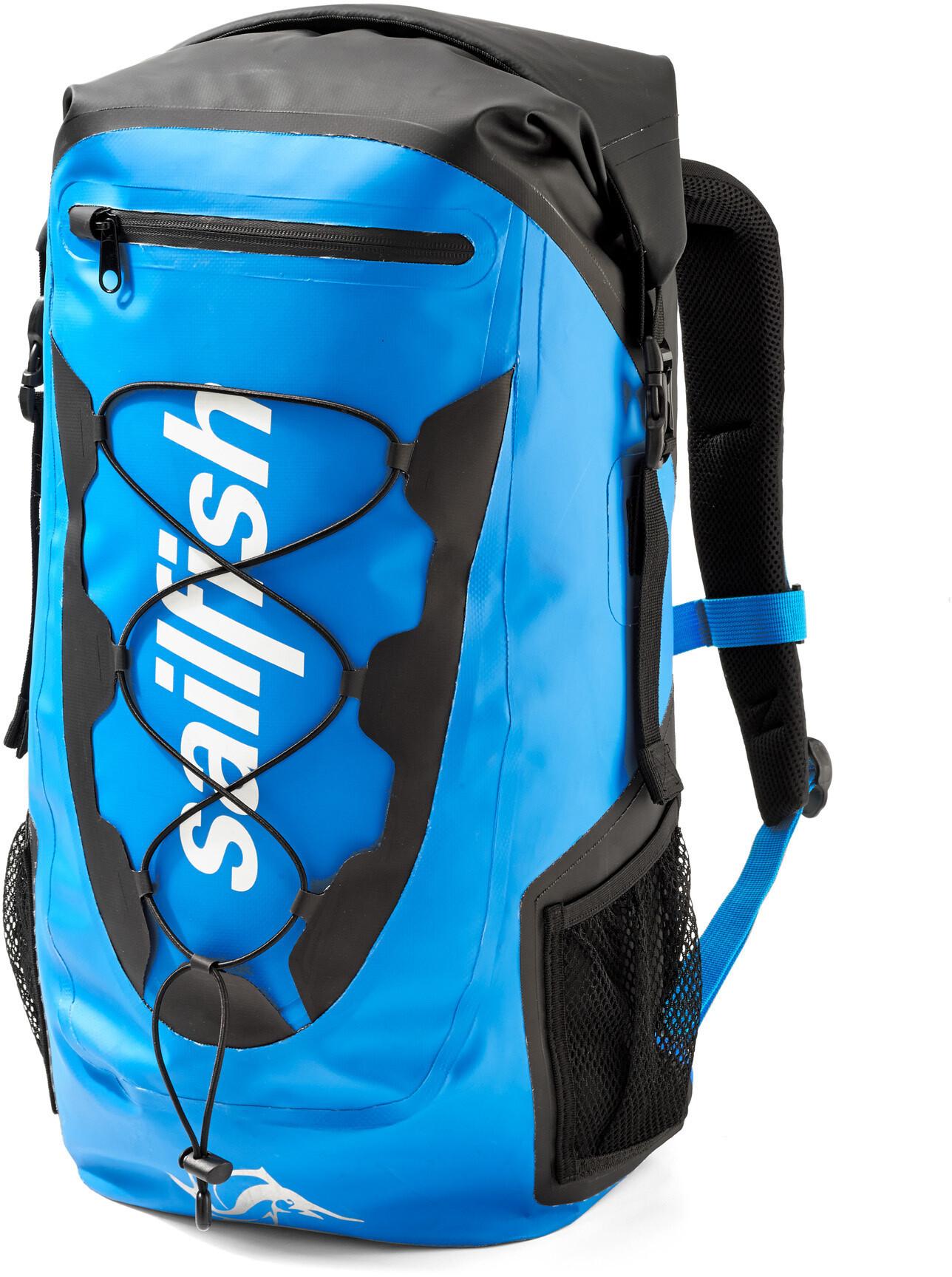sailfish Barcelona Vandtæt rygsæk, blue | Rygsæk og rejsetasker