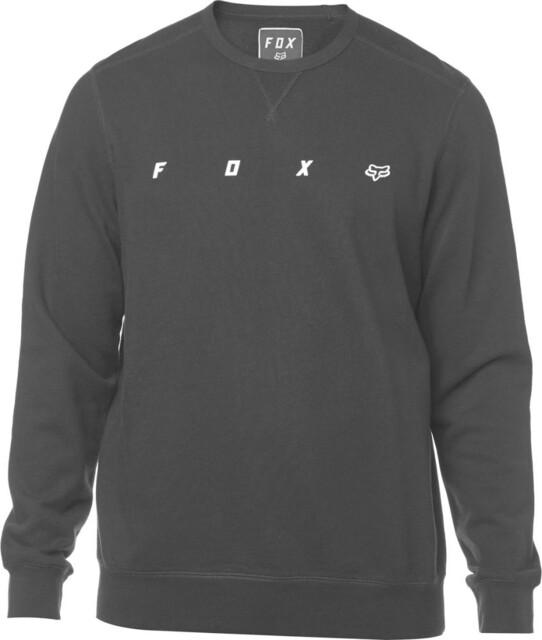 Fox Herren Legacy Crew Fleece Sweatshirt