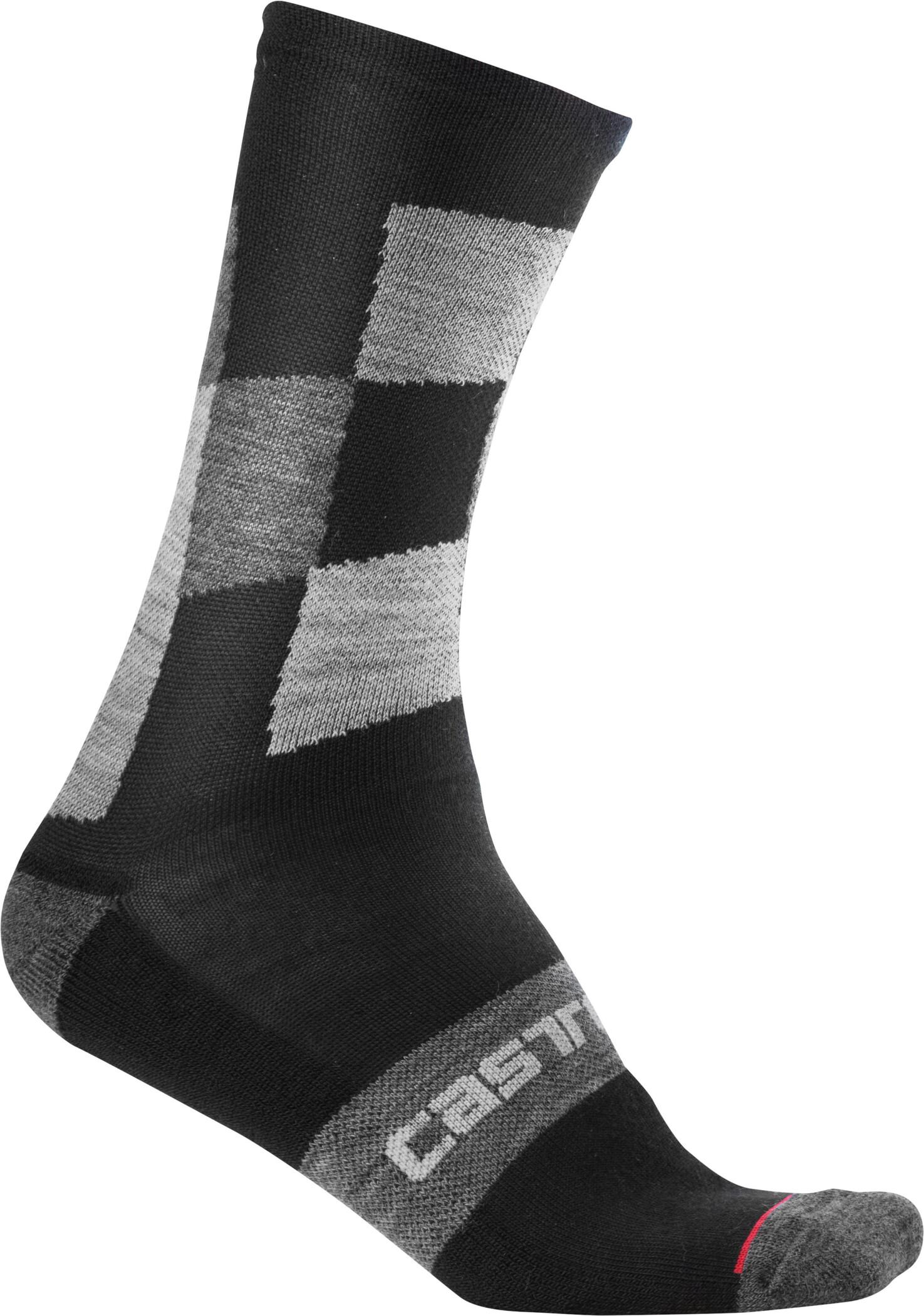 Castelli Diverso 2 18 Strømper, black (2019) | Socks