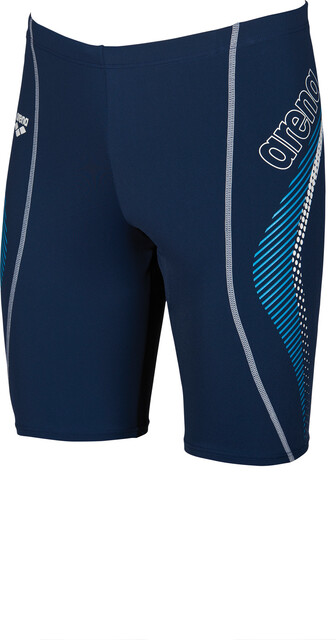 Nike Swim Poly Core Solid Jammer Men midnight navy 2019 Badehose blau Schwimmen