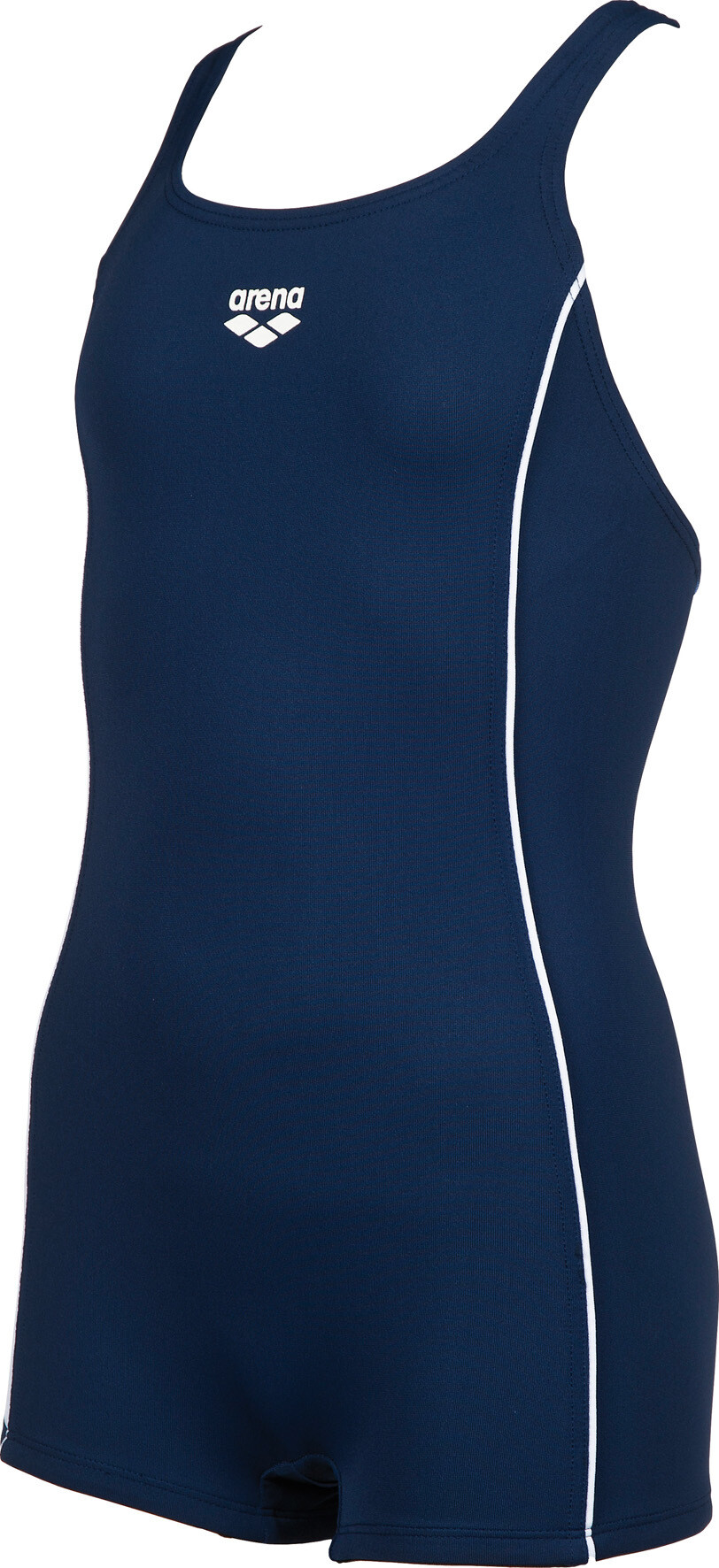 arena Finding Badedragt Piger, navy-white   swim_clothes