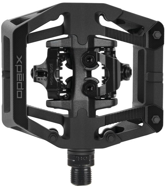 Xpedo GFX Neo Klikpedaler, black (2019) | Pedals