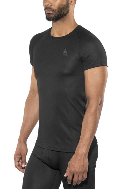 Odlo Herren T-Shirt S//S Crew Neck F-Dry