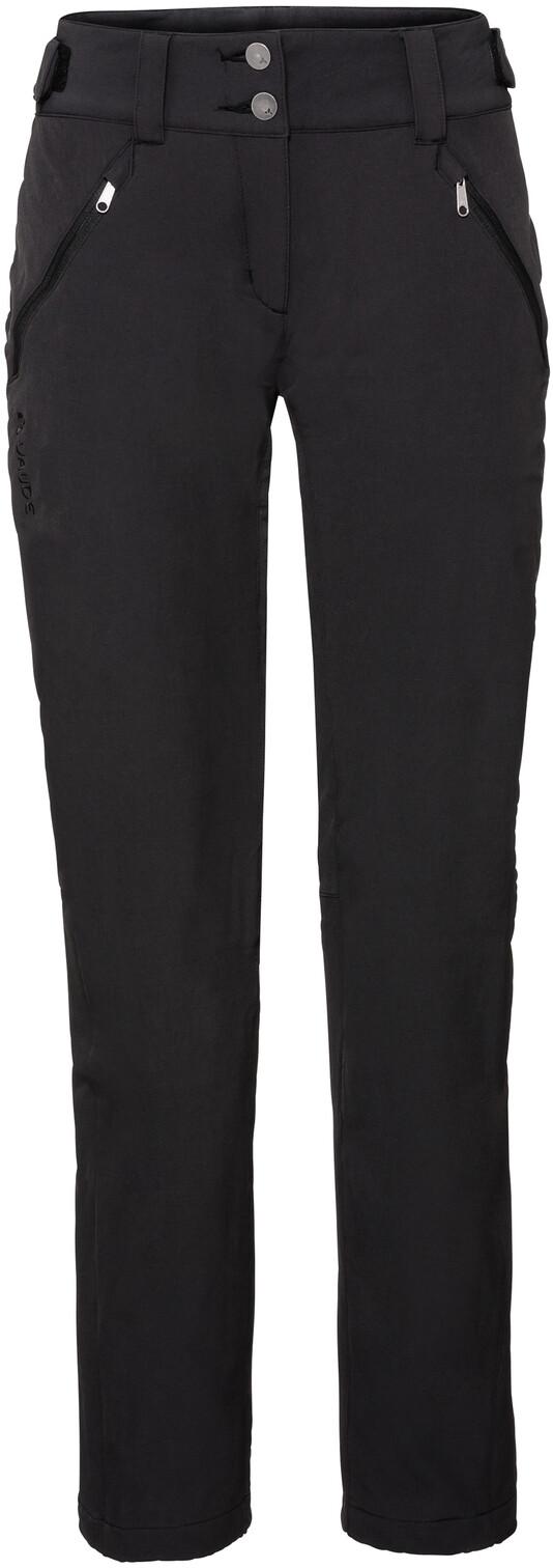 Vaude Skomer Pantalones De Invierno Mujer Black Campz Es