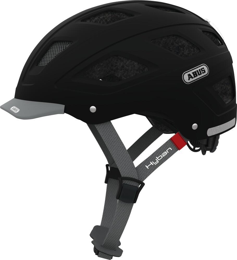 ABUS Hyban Helmet - core blue | Helmets