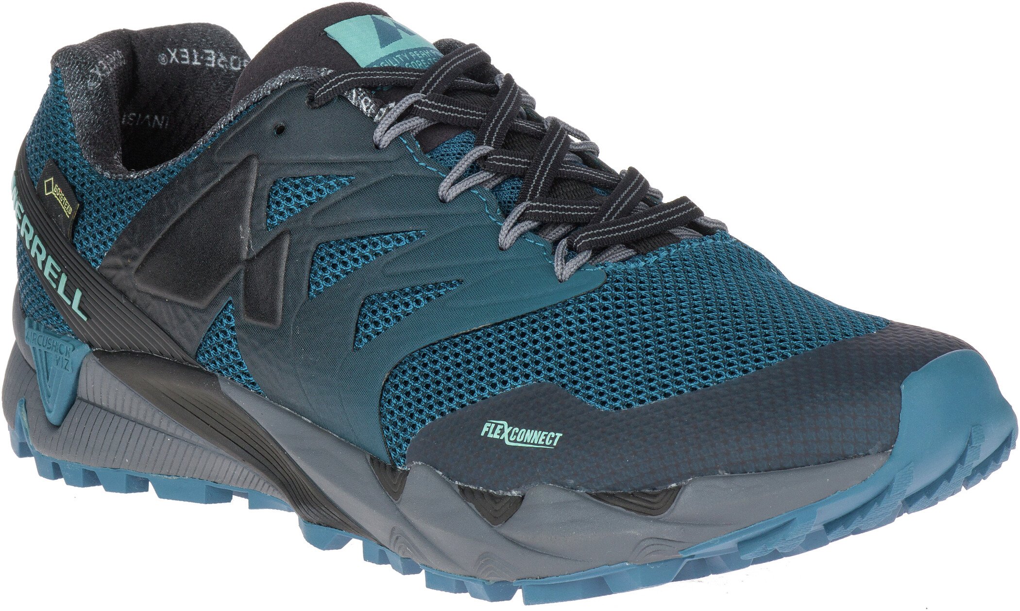 Merrell Agility Peak Flex 2 GTX Sko Herrer, superwash | Shoes and overlays