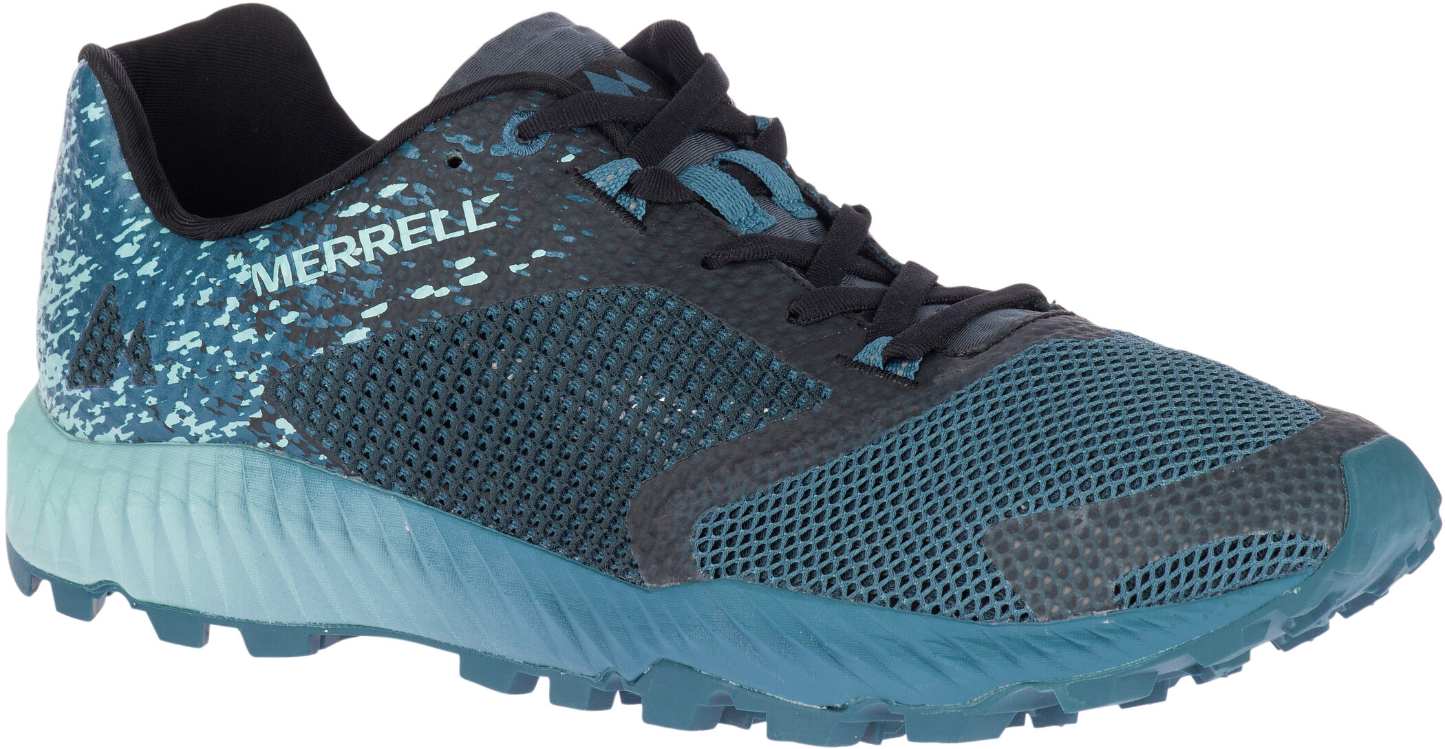 Merrell All Out Crush 2 Sko Herrer, legion/slate | Shoes and overlays